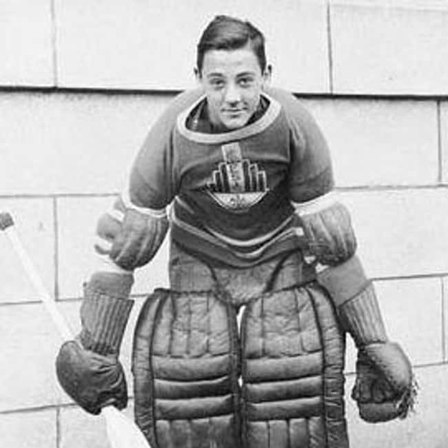Jacques Plante is listed (or ranked) 6 on the list The Best Athletes Who Wore #1