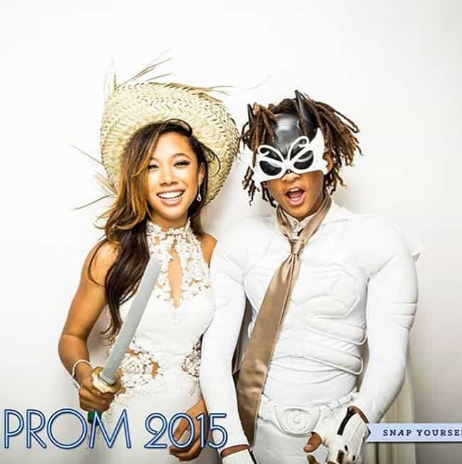 Jaden Smith is listed (or ranked) 1 on the list The 37 Greatest Celebrity Prom Photos