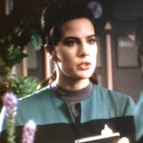 Jadzia Dax is listed (or ranked) 19 on the list The Greatest Scientist TV Characters