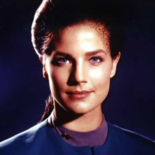 Jadzia Dax is listed (or ranked) 4 on the list The Most Beautiful Women to Appear on Star Trek