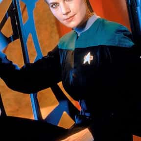 Jadzia Dax is listed (or ranked) 15 on the list The Greatest TV Aliens Living Among Earthlings