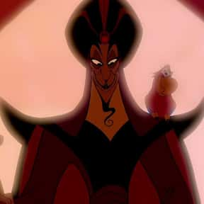 Jafar is listed (or ranked) 22 on the list The Greatest Movie Villains Of All Time