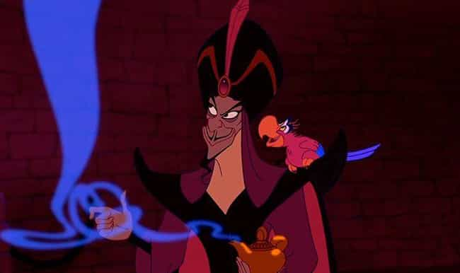 Jafar is listed (or ranked) 2 on the list Which Disney Villain Are You, According To Your Zodiac Sign?