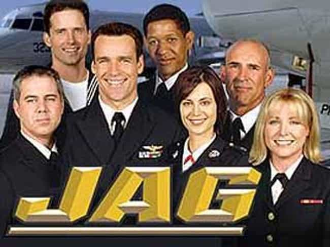 JAG is listed (or ranked) 3 on the list What to Watch If You Love 'NCIS: Los Angeles'