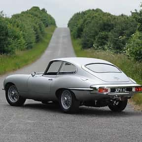 Jaguar E-Type is listed (or ranked) 15 on the list The Best 1960s Cars