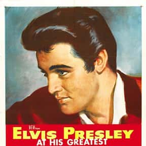 Jailhouse Rock is listed (or ranked) 1 on the list The Best Elvis Presley Movies