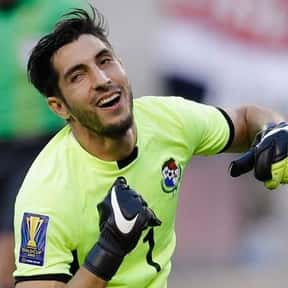 Jaime Penedo is listed (or ranked) 1 on the list The Best Soccer Players from Panama