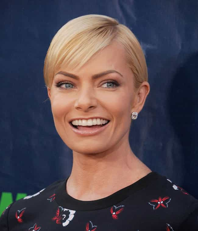 Jaime Pressly is listed (or ranked) 4 on the list Rules of Engagement Cast List