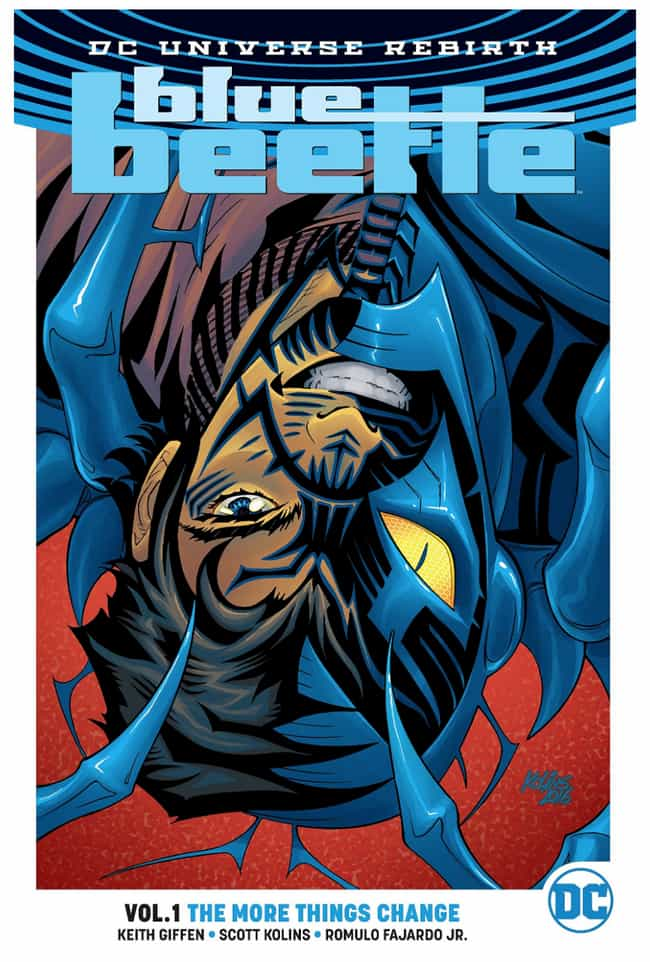 Blue Beetle (Jaime Reyes) is listed (or ranked) 1 on the list The Best Latinx Comic Book Characters