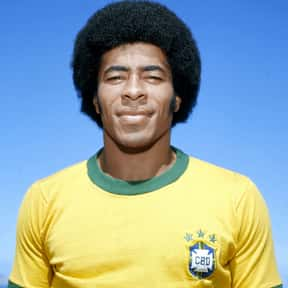 Jairzinho is listed (or ranked) 12 on the list The Best Soccer Players from Brazil