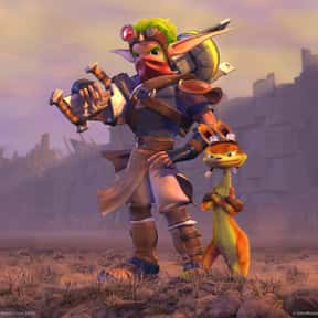 Jak is listed (or ranked) 19 on the list The Best Jumping Characters in Gaming History