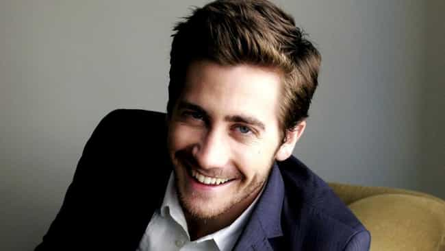Jake Gyllenhaal is listed (or ranked) 3 on the list The Best Celebrity Smiles (Men)