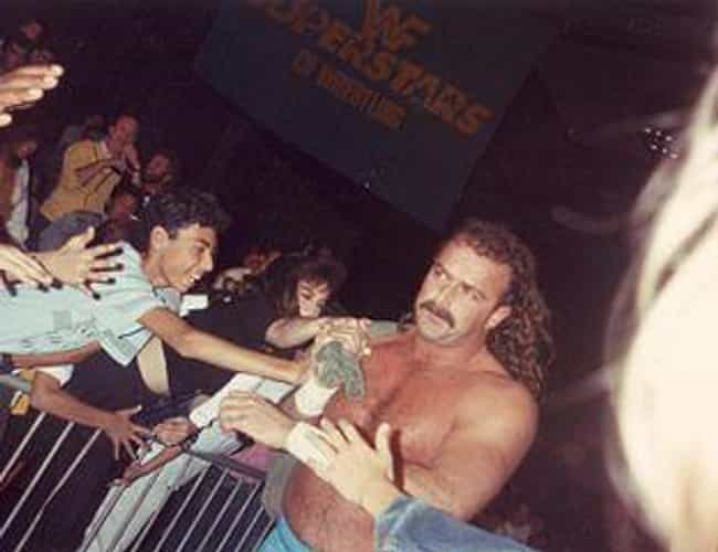 Jake Roberts is listed (or ranked) 3 on the list The Real Names of 53 Wrestlers