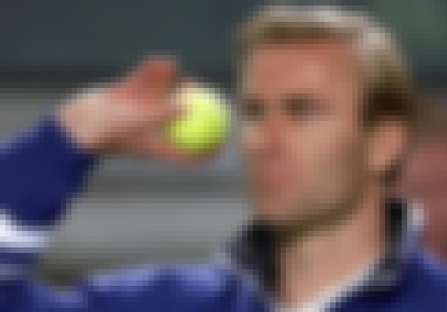 Jakob Hlasek is listed (or ranked) 7 on the list The Best Tennis Players from Switzerland