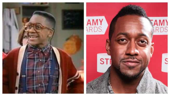 Jaleel White is listed (or ranked) 1 on the list Kids Of TGIF Shows: Where Are They Now?