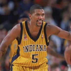 Jalen Rose is listed (or ranked) 8 on the list The Best Indiana Pacers Small Forwards of All Time