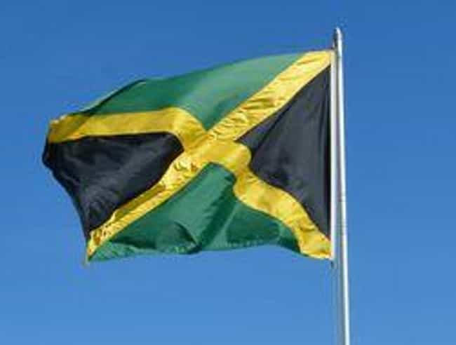 Jamaica is listed (or ranked) 4 on the list The 71 Countries Where It's Still Illegal to Be Gay