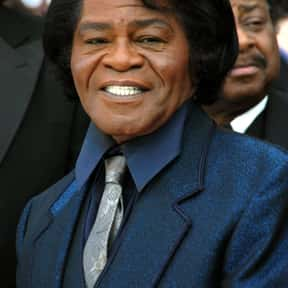 James Brown is listed (or ranked) 6 on the list The Greatest R&B Artists of All Time