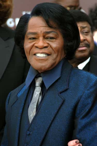 James Brown is listed (or ranked) 1 on the list Famous Male Bandleaders