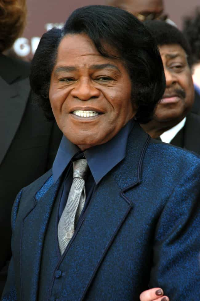 James Brown is listed (or ranked) 1 on the list Famous Guitarists from South Carolina