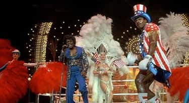James Brown In 'Rocky IV'