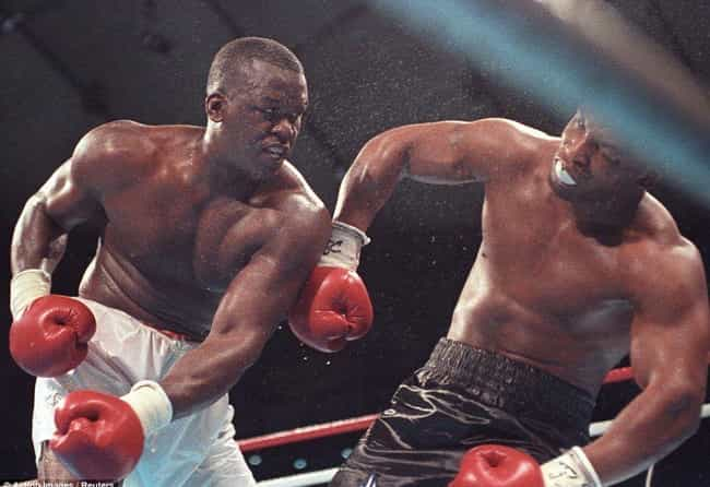 Buster Douglas is listed (or ranked) 4 on the list The Biggest Flash-In-The-Pan Athletes And What They're Up To Now