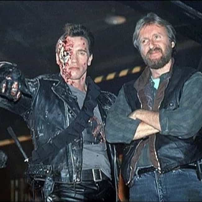 James Cameron is listed (or ranked) 1 on the list Directors Who Famously Stepped Down From Movie Franchises