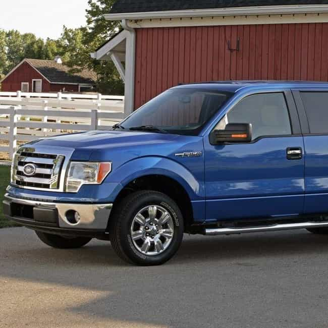 2009 Ford F-150 is listed (or ranked) 1 on the list The Best Ford F-Series of All Time
