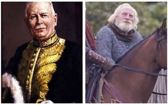 James Cosmo is listed (or ranked) 3 on the list How The 'Outlaw King' Actors Look Compared To Their Real Life Counterparts
