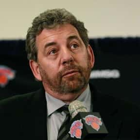 James L. Dolan is listed (or ranked) 1 on the list The Worst NBA Team Owners of All Time