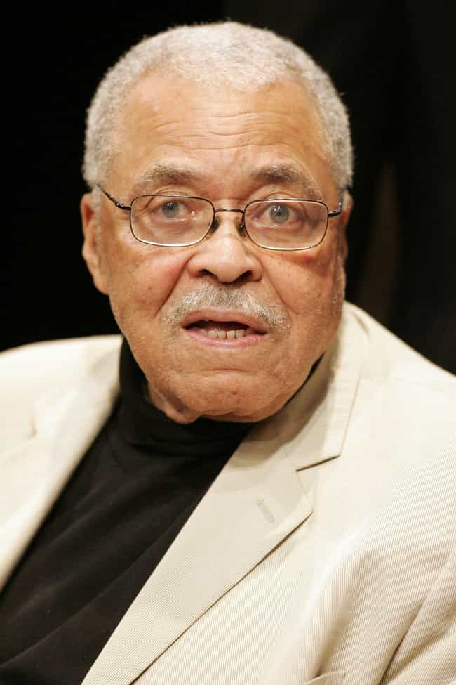 James Earl Jones is listed (or ranked) 7 on the list Celebrities Who Have Always Been Old
