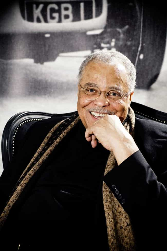 James Earl Jones is listed (or ranked) 2 on the list 20 Actors Who Have Played Othello