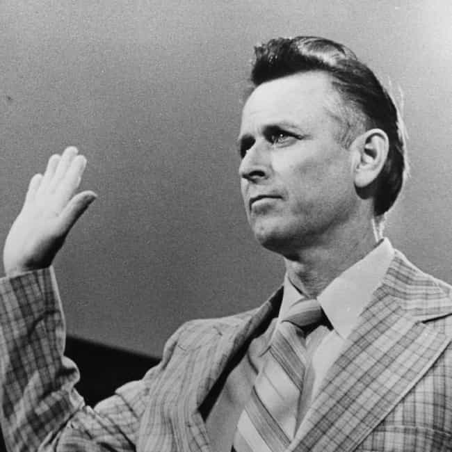 James Earl Ray is listed (or ranked) 1 on the list Famous People Who Died of Hepatitis C