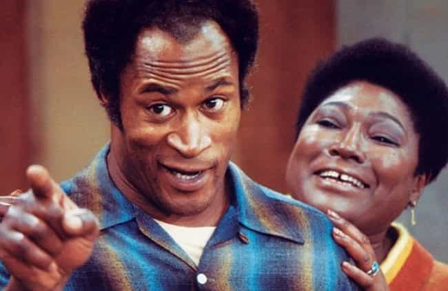 James Evans, Sr. is listed (or ranked) 12 on the list 13 TV Characters Killed Off Because The Writers Hated The Actor