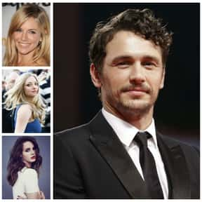 James Franco is listed (or ranked) 11 on the list The Biggest Manwhores in the Entertainment Industry