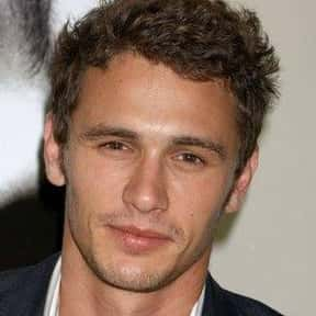 James Franco is listed (or ranked) 13 on the list The Hottest Male Celebrities of All Time