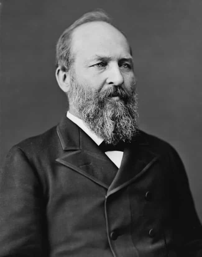 James A. Garfield is listed (or ranked) 1 on the list Shocking Details From History's Most Significant Forgotten Assassinations