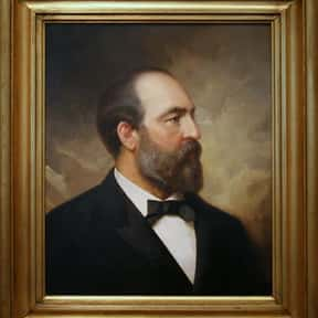 James A. Garfield is listed (or ranked) 21 on the list All The US Presidents, Ranked By IQ