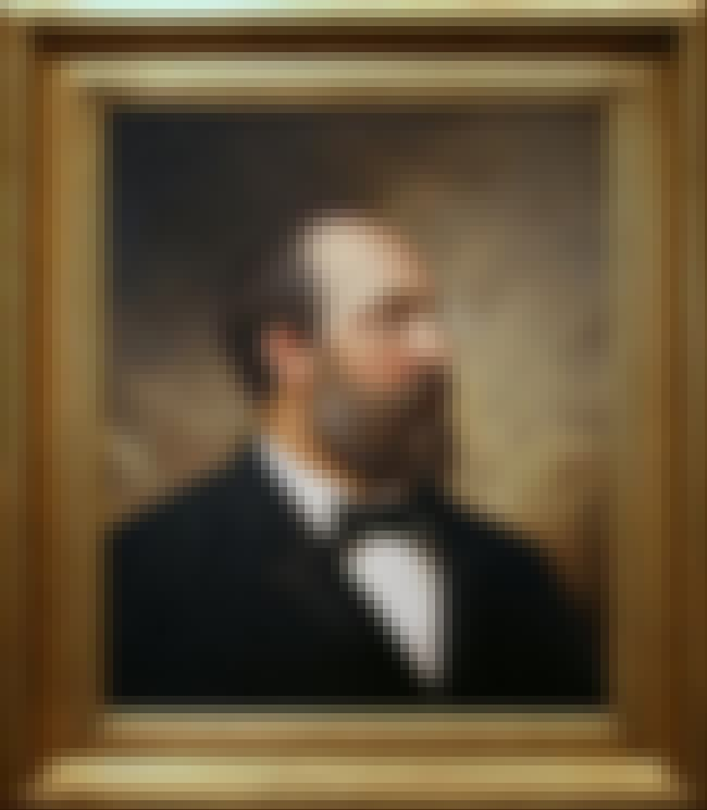 James A. Garfield is listed (or ranked) 1 on the list Famous Hiram College Alumni