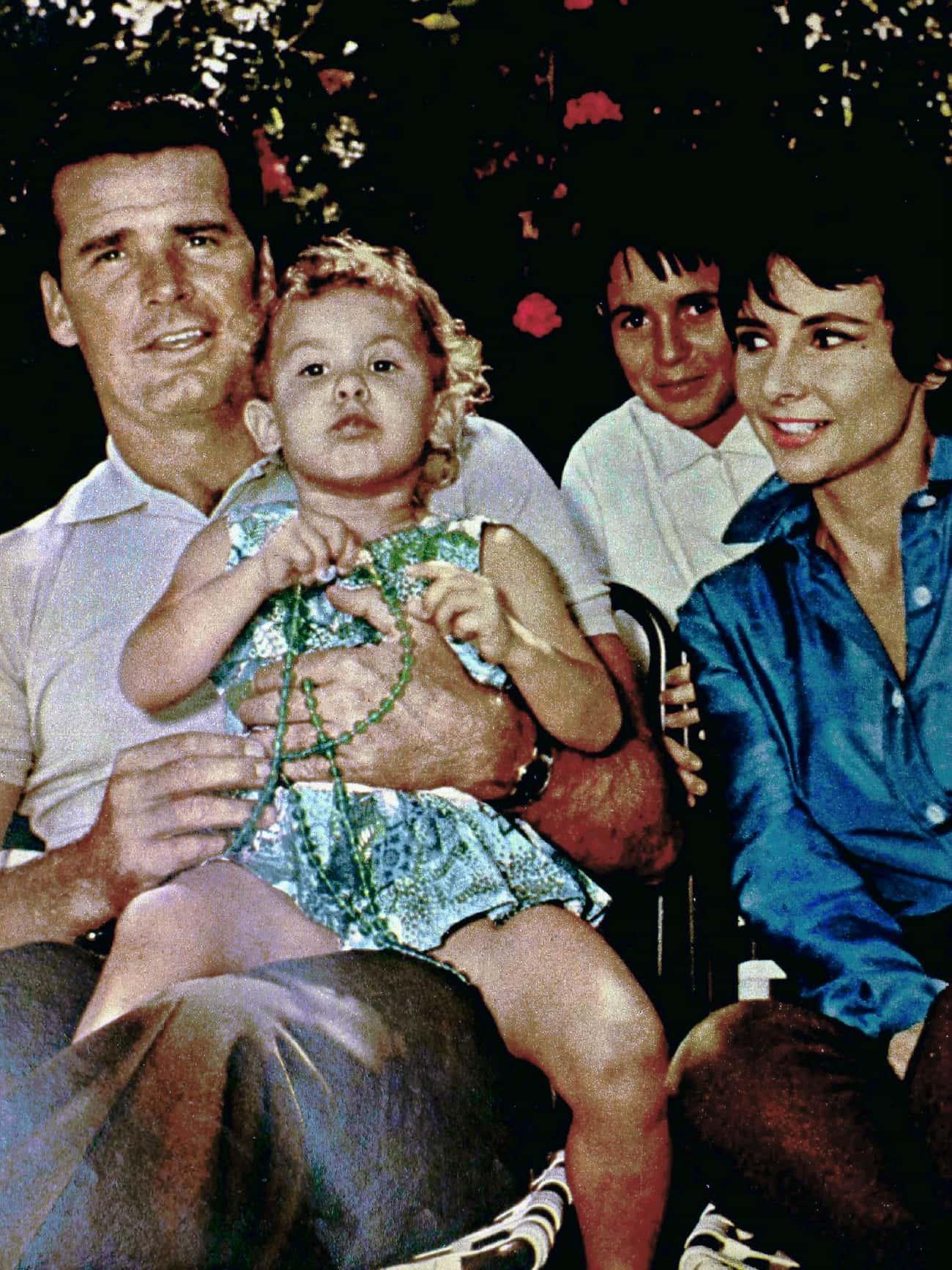 James Garner & Lois Clarke