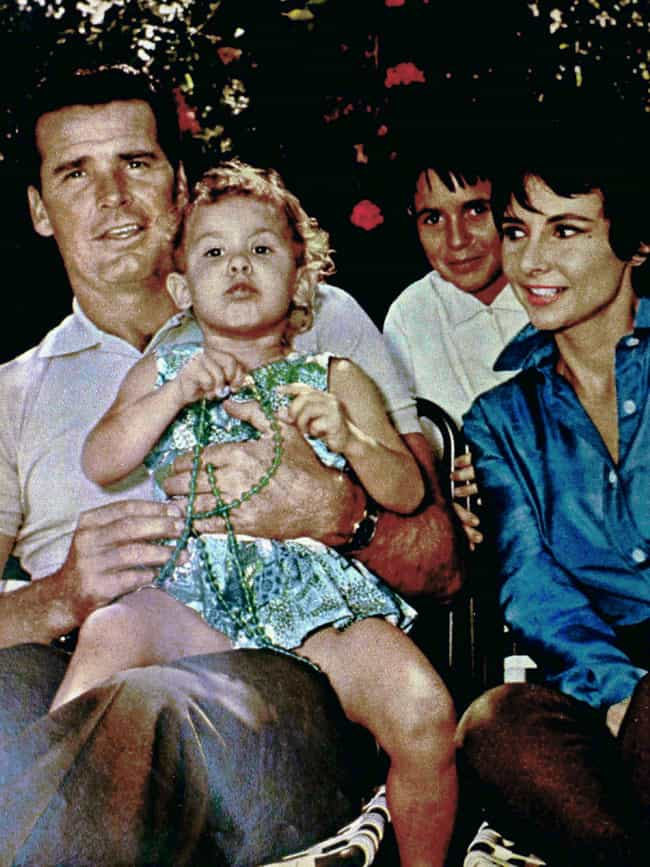 James Garner is listed (or ranked) 1 on the list The Longest Hollywood Marriages