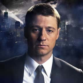 James Gordon is listed (or ranked) 25 on the list Which Current TV Character Would Be the Best Choice for President?
