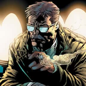 James Gordon is listed (or ranked) 5 on the list The Best Characters from the Batman Universe