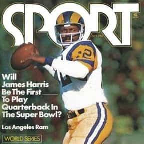James Harris is listed (or ranked) 18 on the list The Best Los Angeles Chargers Quarterbacks of All Time