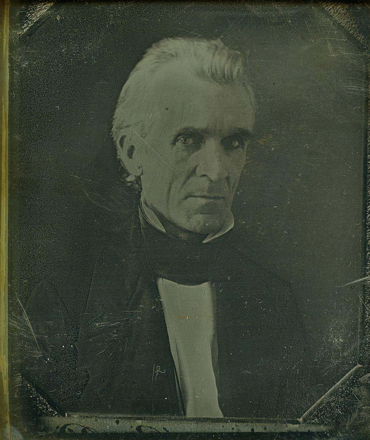James K. Polk Accomplished His Entire Agenda