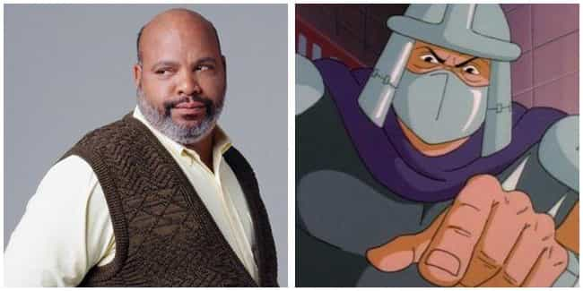 James Avery is listed (or ranked) 1 on the list 16 Random Actors You Didn't Realize Voiced Your Favorite Cartoon Characters