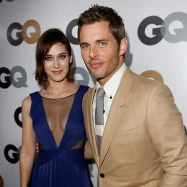 James Marsden is listed (or ranked) 2 on the list Lizzy Caplan Loves and Hookups