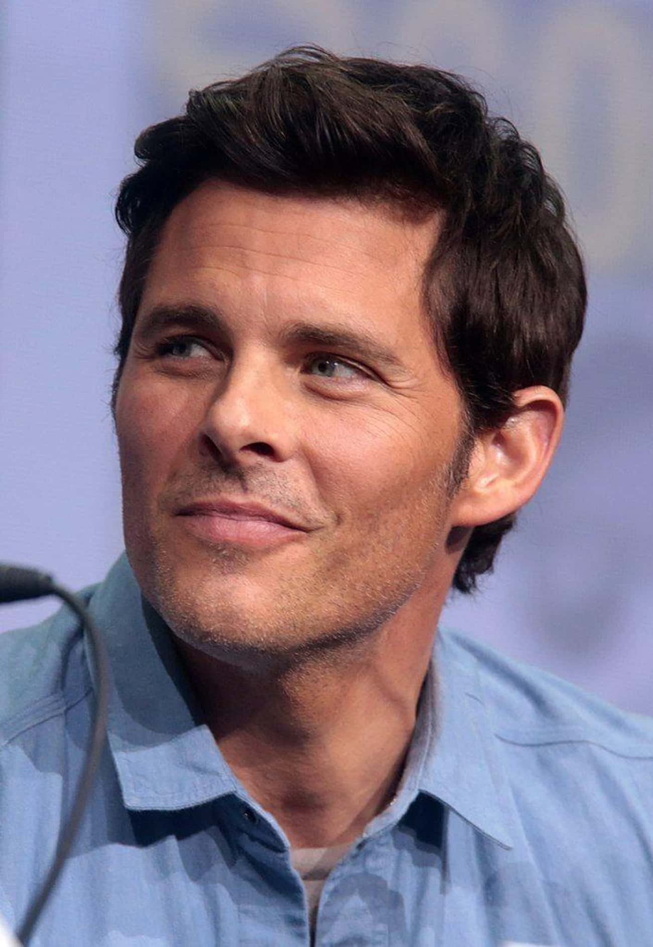 James Marsden is listed (or ranked) 4 on the list Who Should Play The Next Green Lantern?