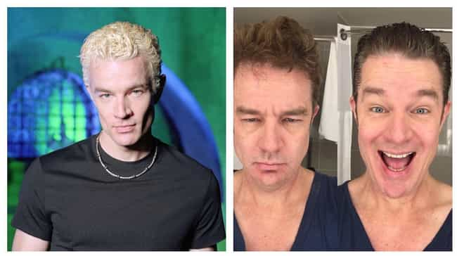 James Marsters is listed (or ranked) 4 on the list Here's What The Cast Of Buffy The Vampire Slayer Looks Like Now