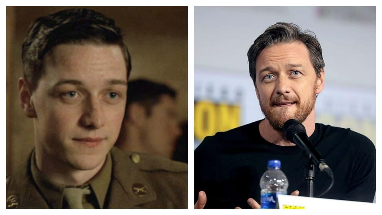 James McAvoy is listed (or ranked) 1 on the list Where The Cast Of 'Band of Brothers' Is Now